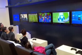 Sala PS4